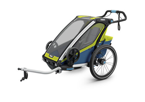 Thule Chariot Sport Chartreuse/Mykonos