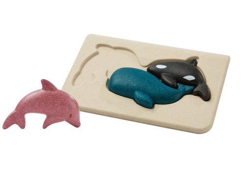 PlanToys Sea life puzzle