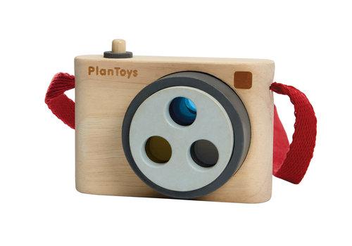 PlanToys Camera met kleurlens