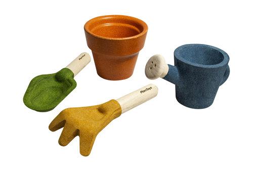 PlanToys Gardening set