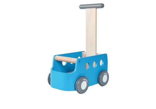 PlanToys Van walker blue