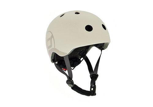 Scoot and Ride Kids Helmet S - Ash (51-55cm)