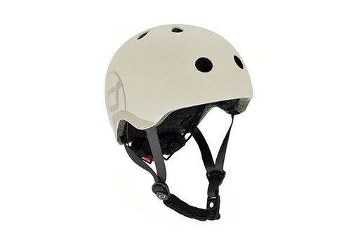 Scoot and Ride Kinderhelm S - Ash (51-55cm)