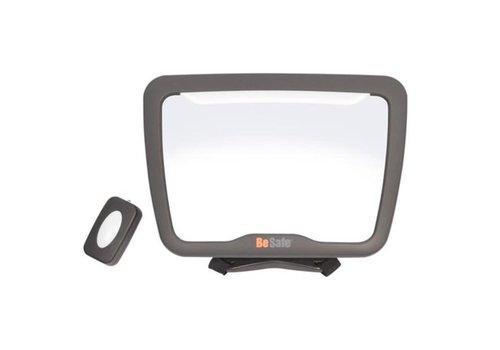 BeSafe Baby spiegel XL Premium met licht