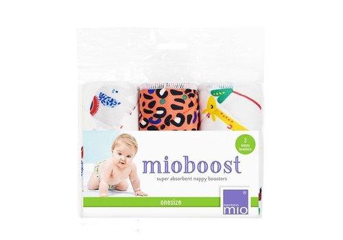 Bambino Mio MIOBOOST nappy boosters 3 pack safari spots