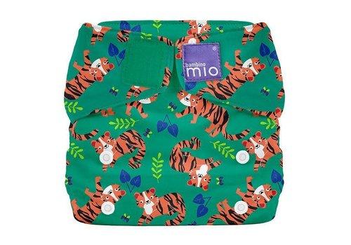 Bambino Mio MIOSOLO all-in-one reusable nappy tiger tango