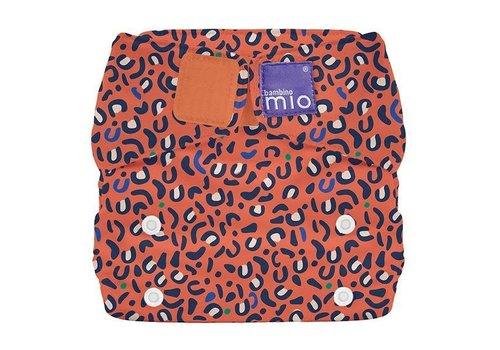 Bambino Mio MIOSOLO all-in-one reusable nappy safari spots