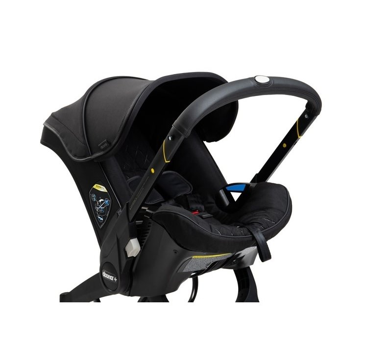 Doona Infant Car Seat special edition just black