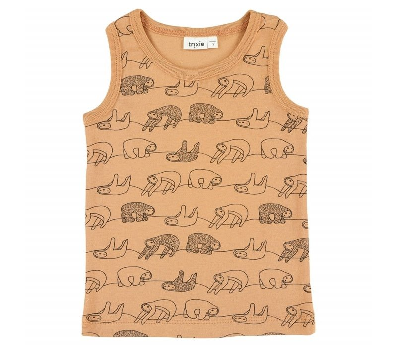 Singlets 2-pack Silly Sloth