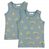 Trixie Baby Singlets 2-pack Whippy Weasel