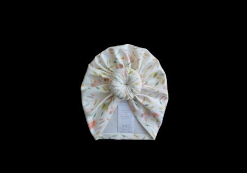 mar.y.luce Turban pastel bloem
