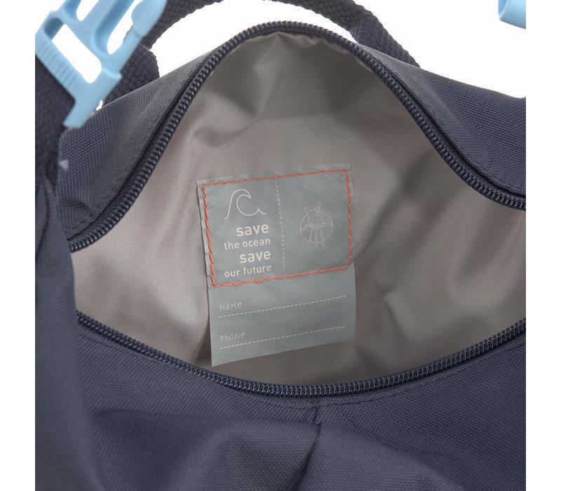 Mini Backpack Ocean navy