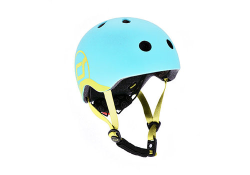 Scoot and Ride Baby Helmet XS - Blueberry (45–51cm)