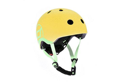 Scoot and Ride Babyhelm XS - Lemon (45–51cm)