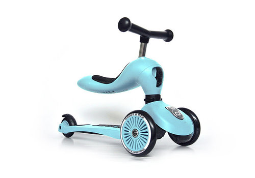 Scoot and Ride Highwaykick 1 - Blueberry (1-5Y)