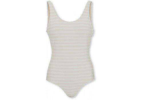 Konges Sløjd Mommy basic swimsuit Vintage stripe