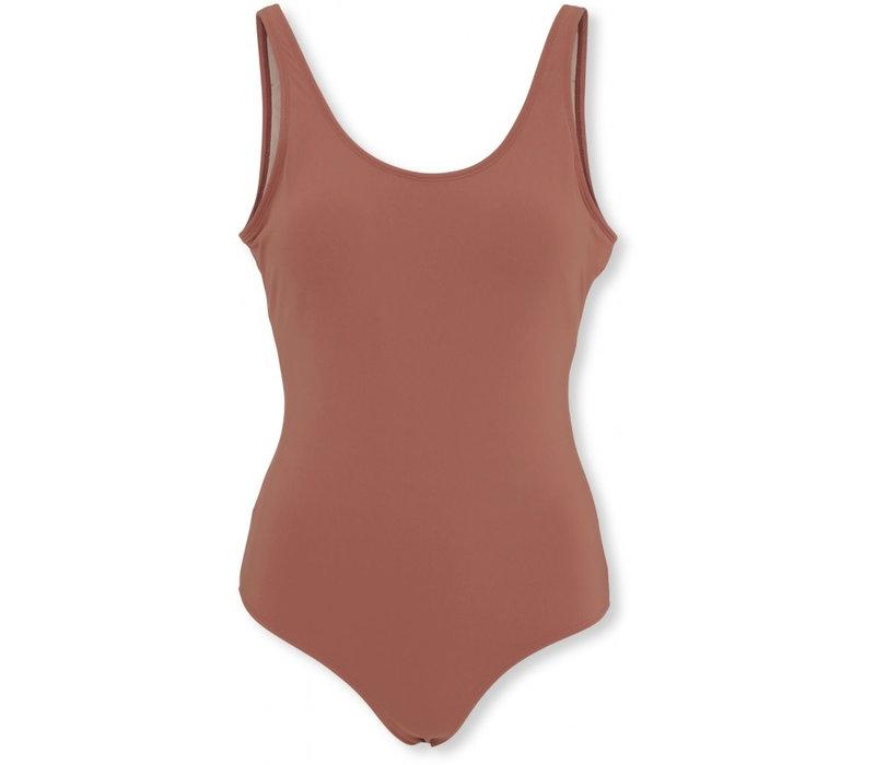 Mommy basic swimsuit Ruben rose