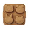 Liewood Mariam cake pan - 2 pack Hunter green/mustard mix