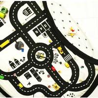 Speelmat en opbergzak Roadmap/ thunderbolt
