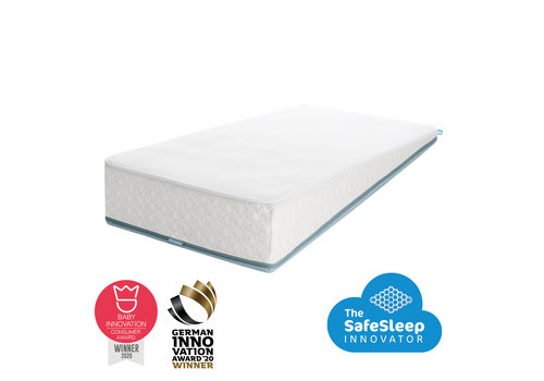 AeroSleep Sleep Safe Evolution Pack PREMIUM: matras + matrasbeschermer 120x60cm