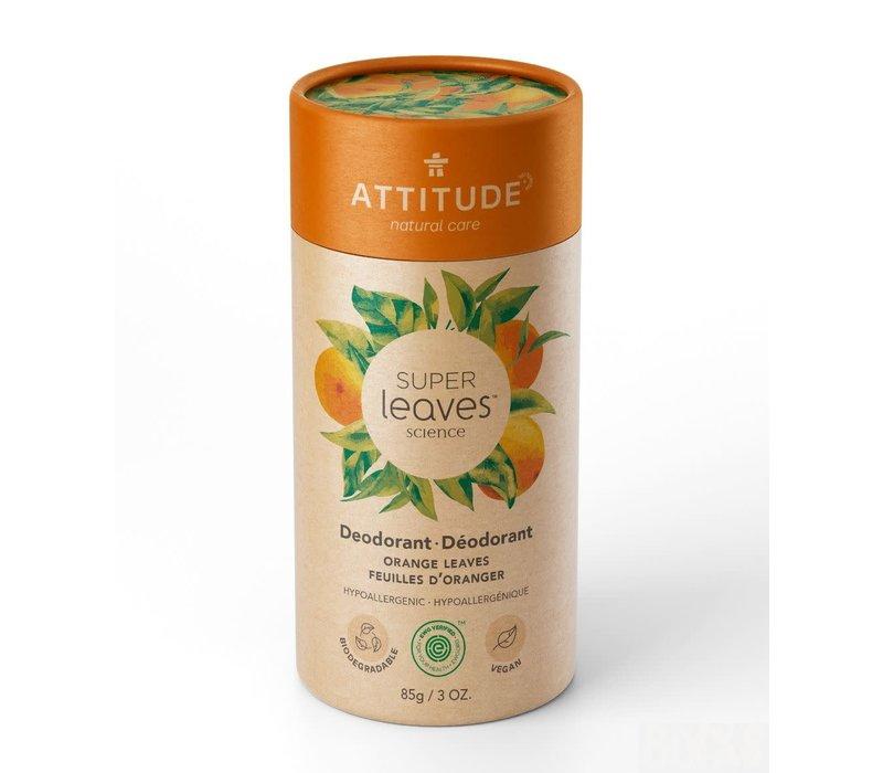 Super Leaves Deodorant Orange Leaves