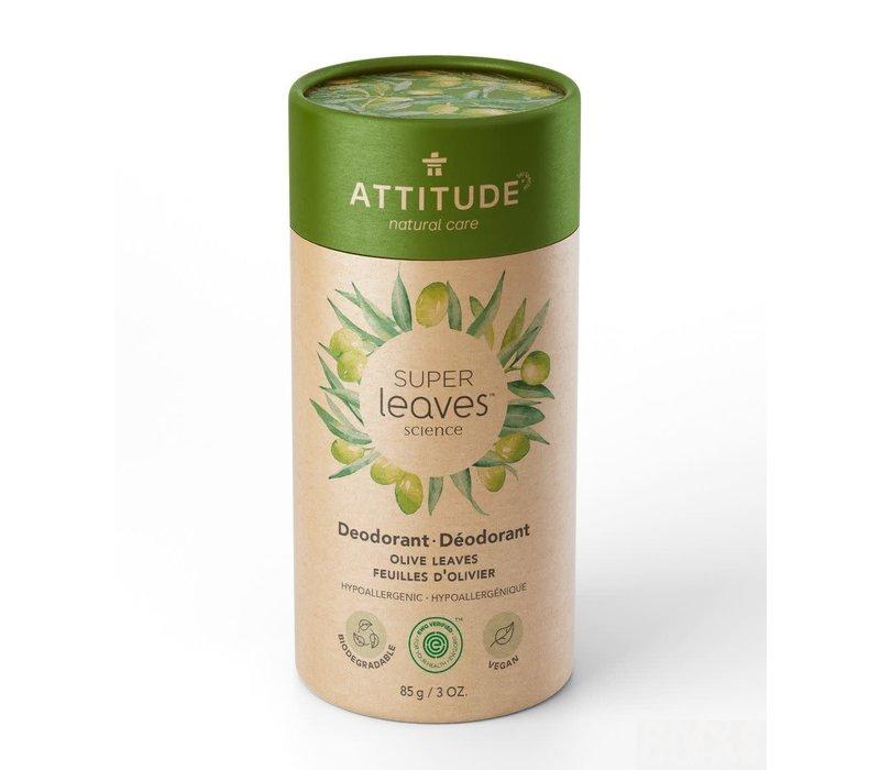 Super Leaves Deodorant Olive Leaves