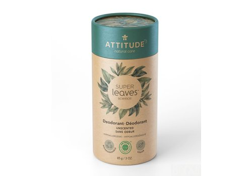 Attitude Super Leaves Deodorant Geurvrij