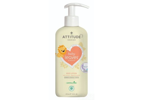 Attitude Baby Leaves Bodylotion pear nectar 475ml