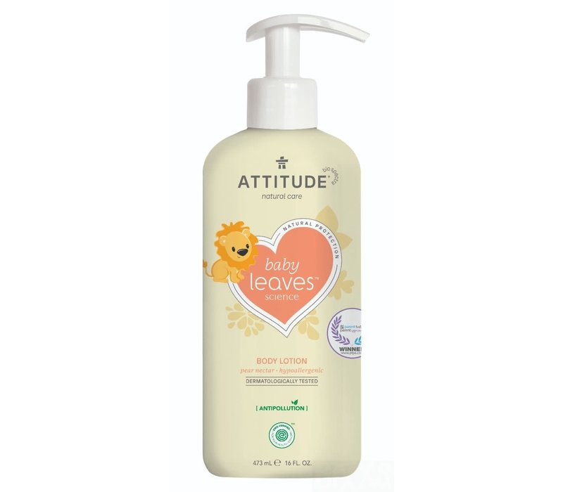 Baby Leaves Bodylotion pear nectar 475ml