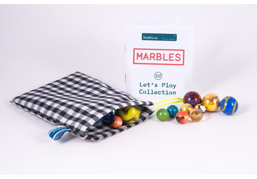 Me & Mine Set of 20 Marbles
