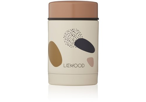 Liewood Nadja food jar Bubbly sandy