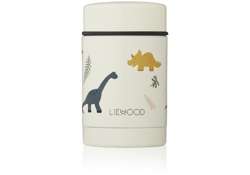 Liewood Nadja food jar Dino mix