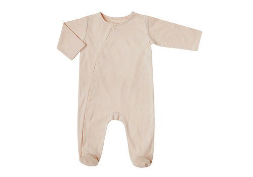 Bonjour Little day+night babysuit perfect nude