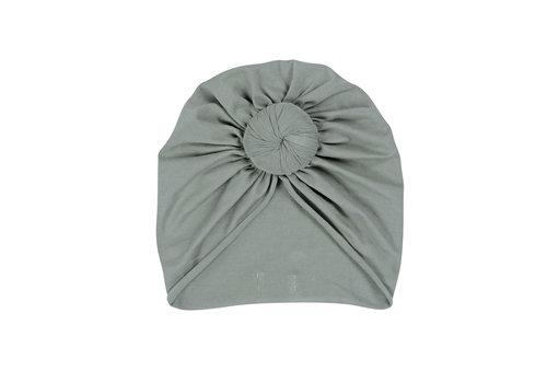 Bonjour Little turban beanie pampa