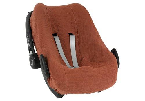 Les Rêves d'Anaïs Hoes autostoel Bliss rust