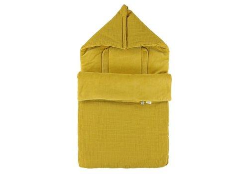 Trixie Voetenzak Bliss mustard