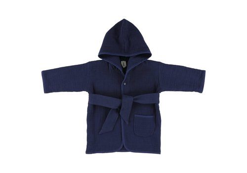 Trixie Bathrobe Bliss blue 1-2y