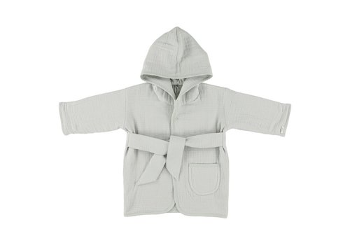 Trixie Bathrobe Bliss grey 1-2y