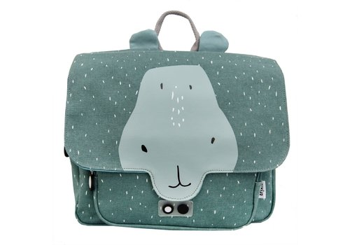 Trixie Baby Boekentas Mr. Hippo