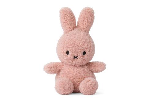 Nijntje Miffy Sitting Teddy pink - 23cm