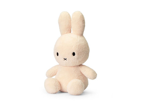 Nijntje Miffy Sitting Terry Cream - 33cm