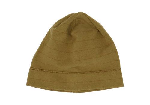Heart of Gold hat MOOS lines bronze