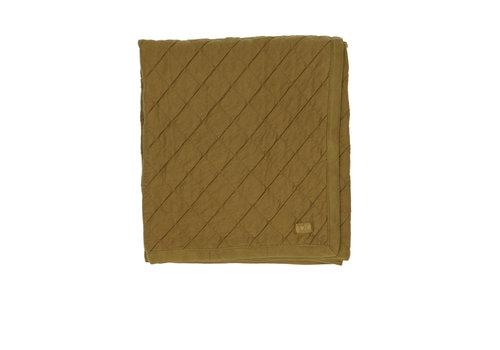 Heart of Gold blanket DOLLY matelas bronze