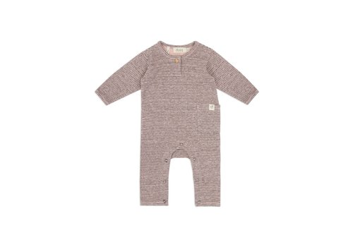 Dusq Baby suit double face jersey powder pink