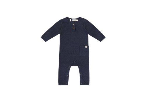 Dusq Baby suit double face jersey sea blue