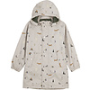 Liewood Spencer long raincoat Arctic mix