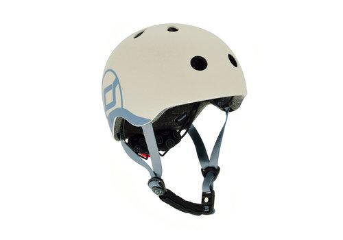 Scoot and Ride Baby Helmet XS - Ash (45–51cm)