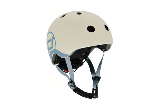 Scoot and Ride Babyhelm XS - Ash (45–51cm)