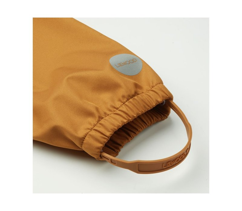 Parker rainwear Mustard