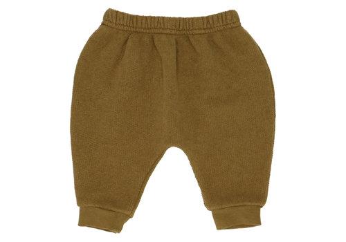 Heart of Gold pants BUBBA velvet bronze